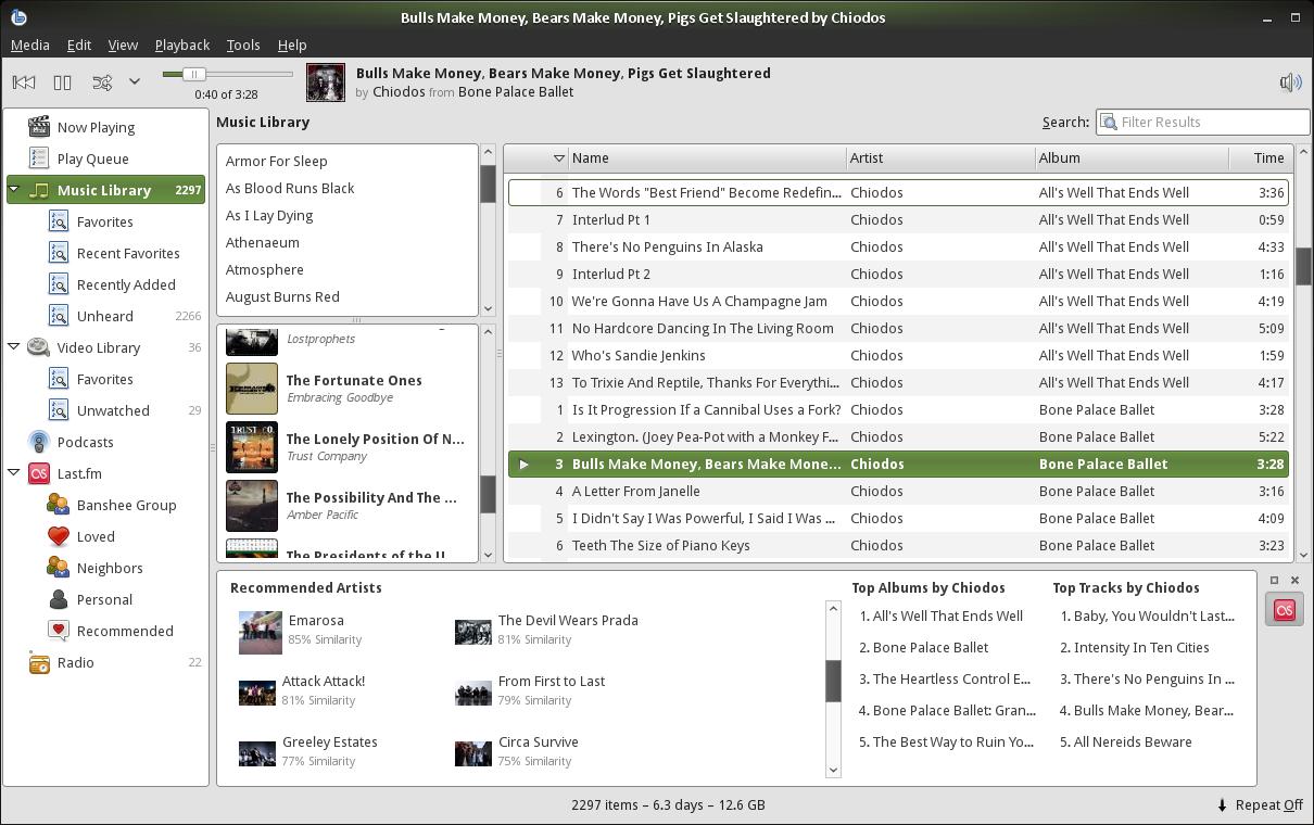 programas de audio linux
