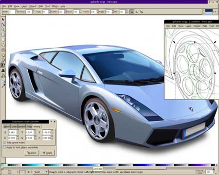 Inkscape 2011