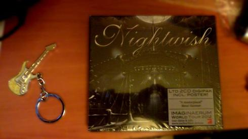 Imaginaerum Digipack