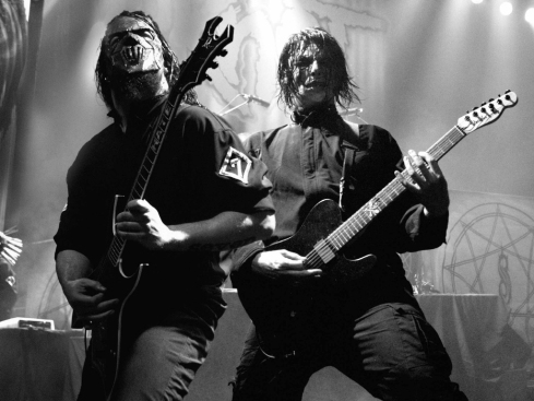 Mick Thompson & Jim Root