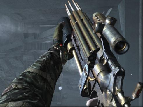 metro2033 weapon