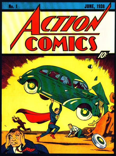 Superman-First-Comic-Action-Comics-No-1